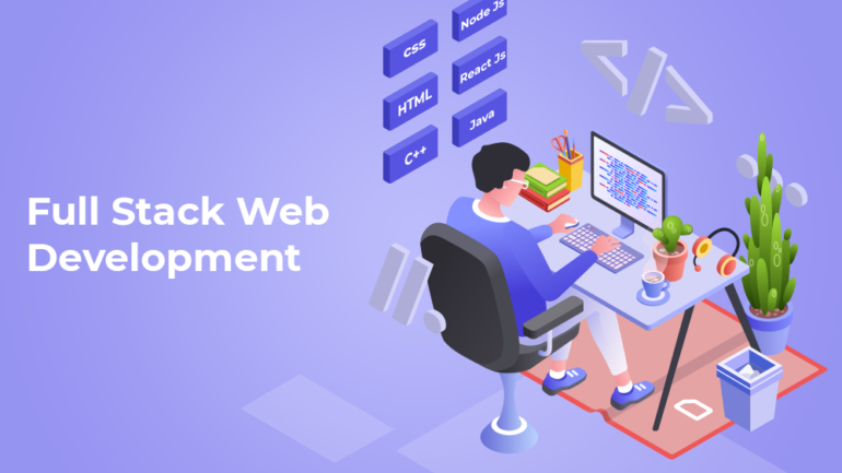Full-Stack-Web-Development