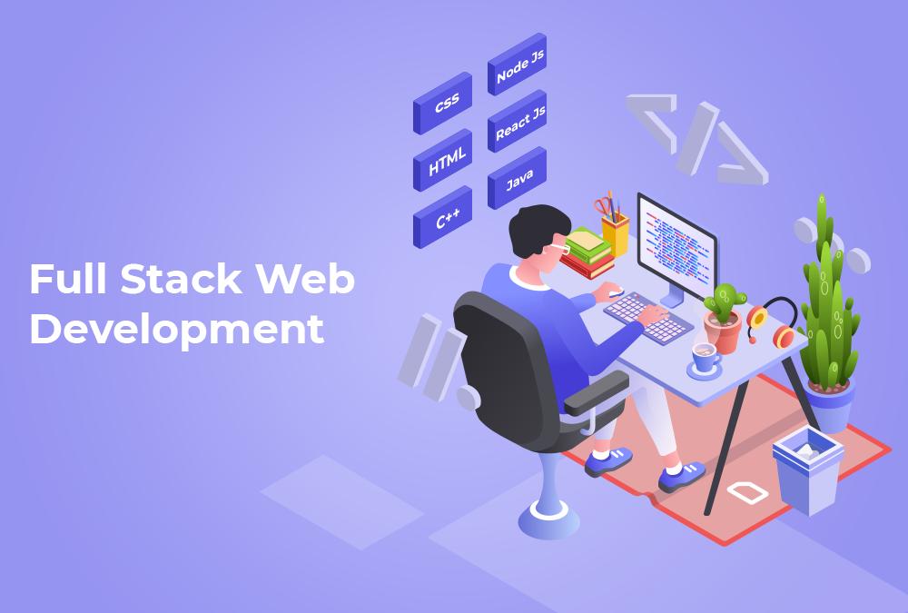Full-Stack-Web-Development
