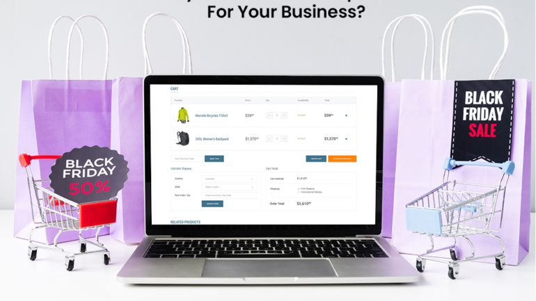 Why Ecommerce Is Important For Your Business