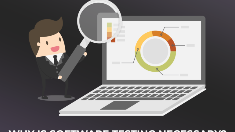 Why is software testing necessary?