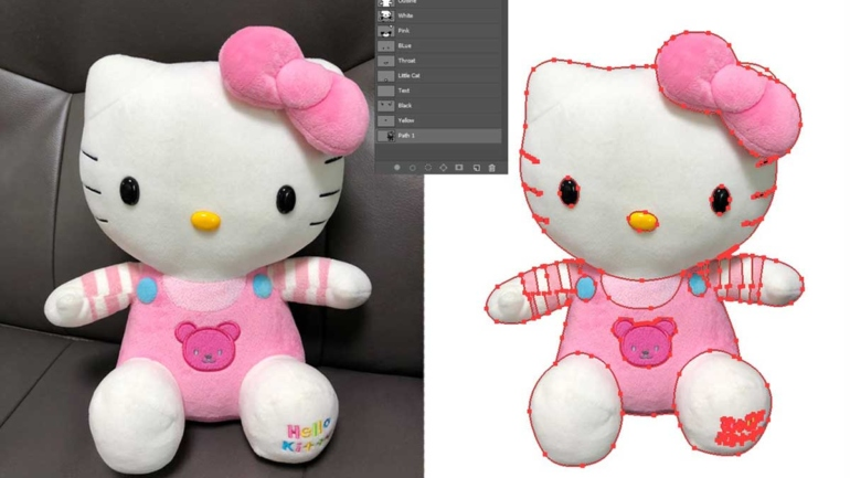 who needs the clipping path service