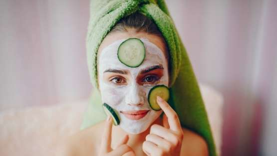 Six homemade masks for a radiant face