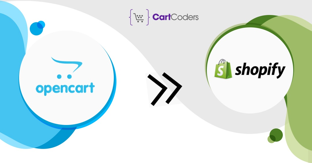 OpenCart to Shopify
