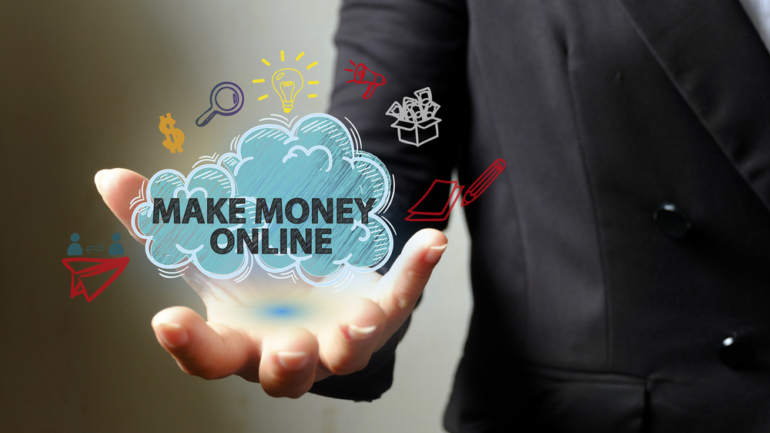 How to earn money from online websites