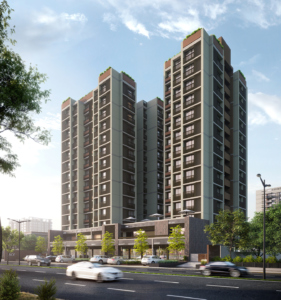 Saral SKY 3bhk Apartment