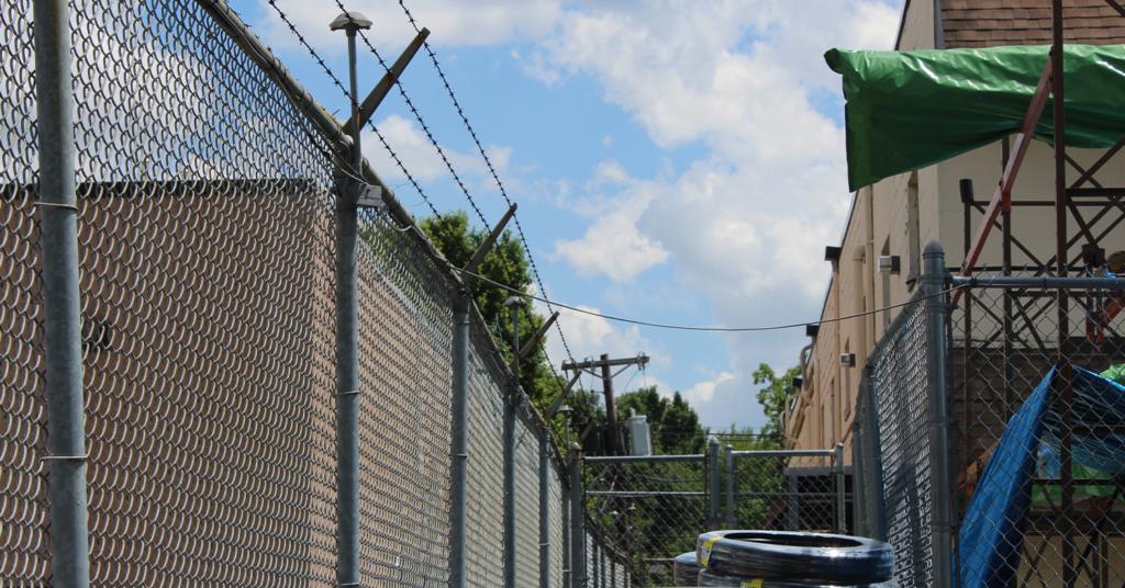 property perimeter security