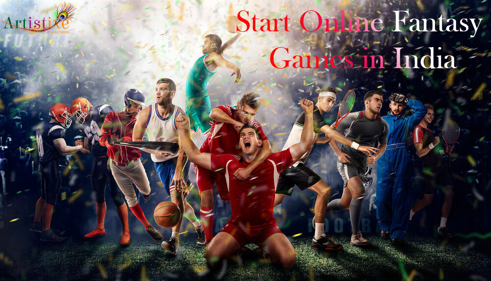 Start Online Fantasy Games in India