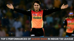 Top 5 performances of Rashid Khan in the Indian T20 League