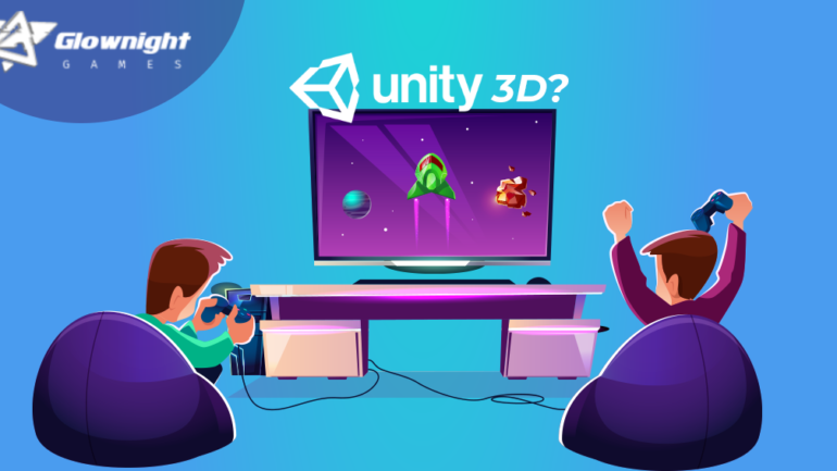 Why Choose Unity3D App Development Service?