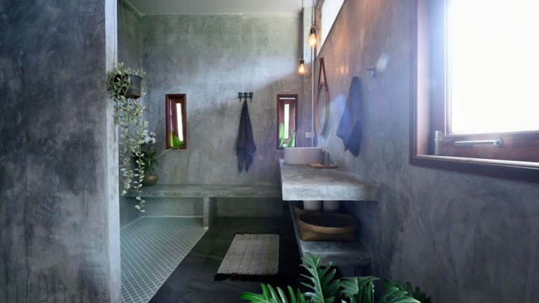 Elegant Look for Bathroom