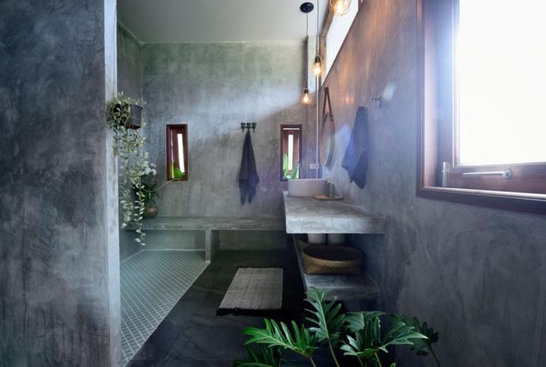 Elegant Look for Bathroom