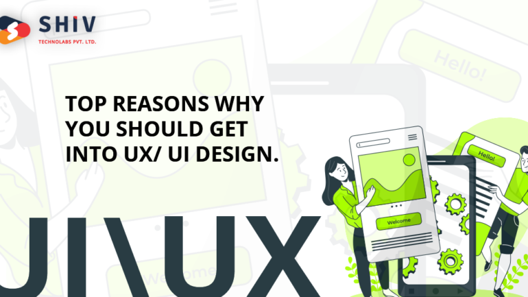 Web UI/UX Designing Company