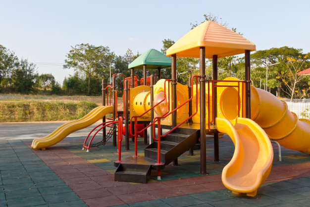Flooring for Playgrounds