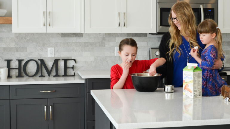 Granite countertops to save money