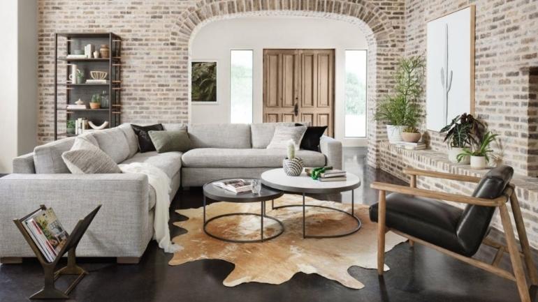 round nesting coffee table