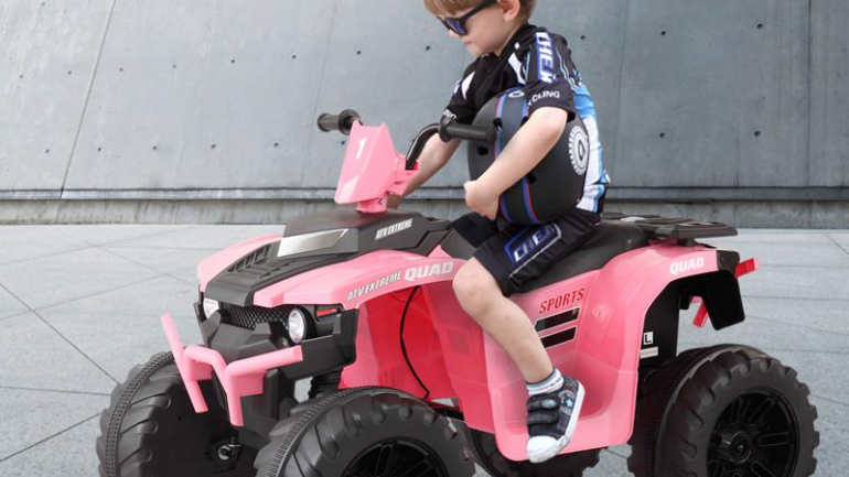 kids ride on ATV from Tobbi