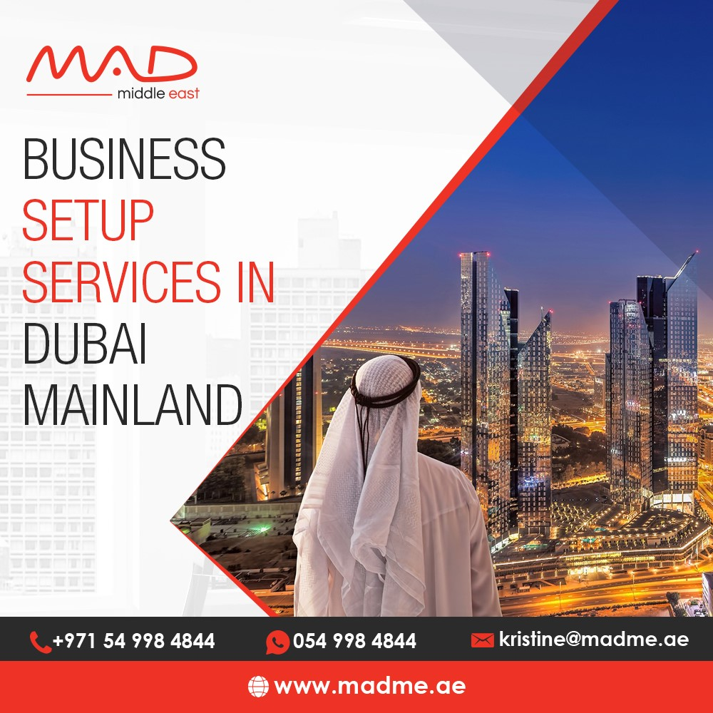 The Value of Setting up a Business in Dubai for New Entrepreneurs