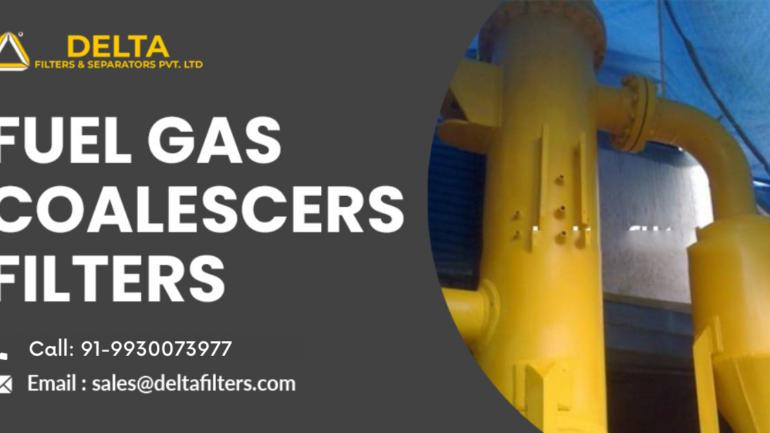 Fuel Gas Coalescers