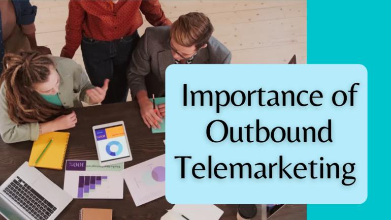 Outbound Telemarketing Service