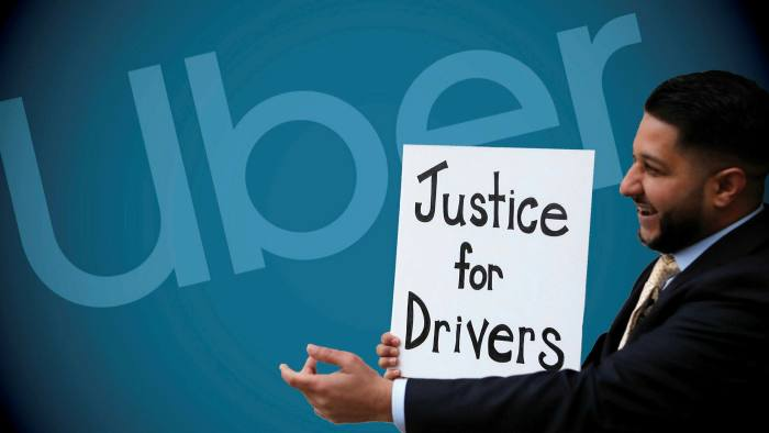 Uber Changes in Employment Law