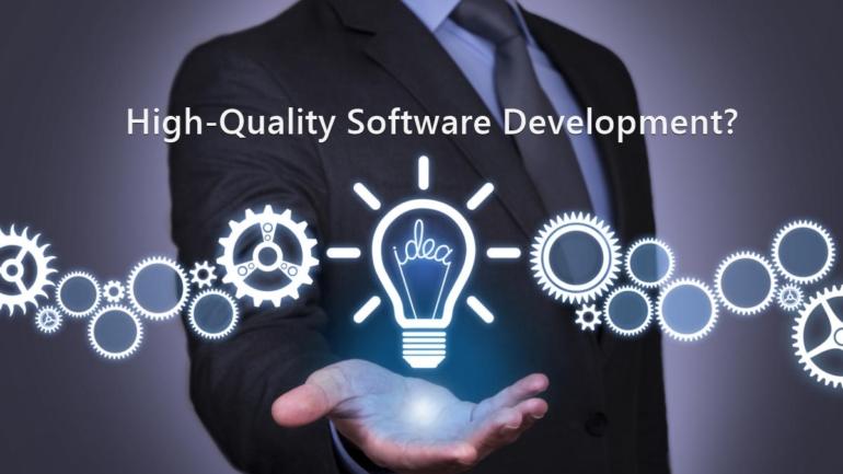 High-Quality Software Development