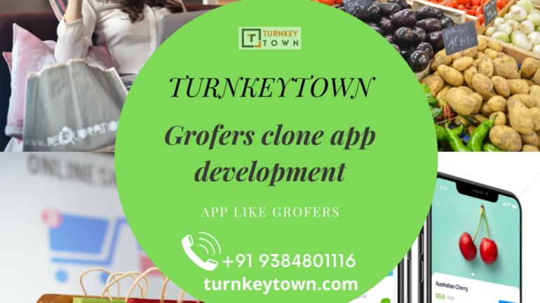 Grofers clone app development