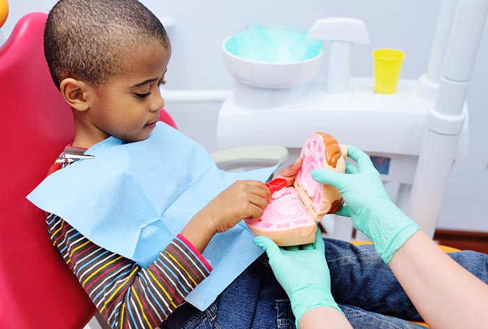 Common Ways for Children to Damage their Teeth