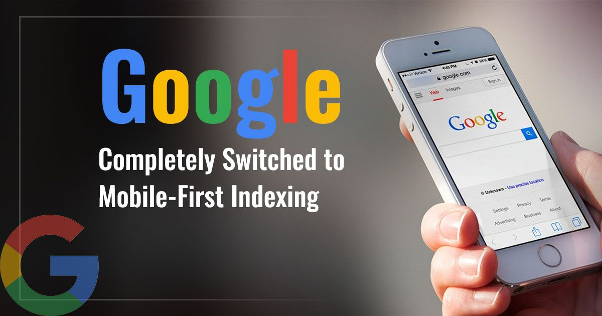 Google's switch to mobile first indexing: SEO tips for better rankings
