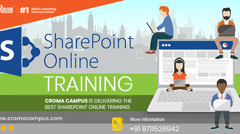 SharePoint Online Training - Croma Campus
