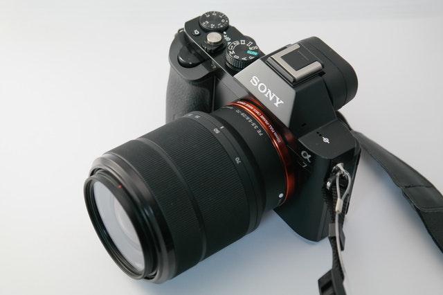 Fix sony camera error