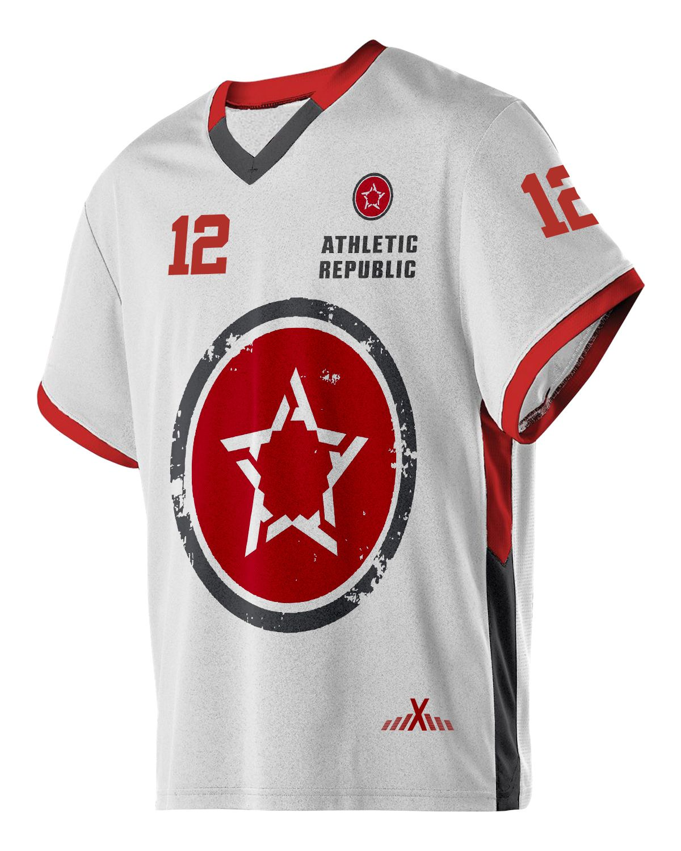 Custom Design Your Own Lacrosse Uniforms